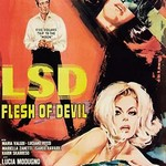 LSD: Flesh of the Devil - Art Print