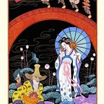 China by George Barbier - Art Print