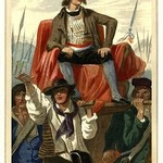 Heroes of the Revolution by L. Massard - Art Print