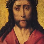 Christ crowned with thorns - Art Print