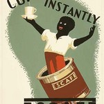 Coffee Instantly by P.R. Dicks - Art Print