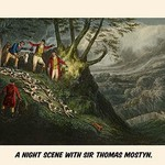 A Night Scene with Sir Thomas Mostyn by Henry Alken - Art Print