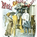 Who'll Oblige A Lady? - Art Print