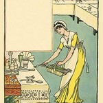 365 Days & Leap Year were Invited by Walter Crane - Art Print