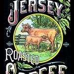 Pure Jersey Roasted Coffee - Art Print