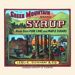 Green Mountain Brand Syrup - Art Print