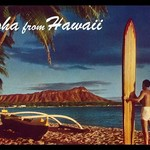 Aloha from Hawaii - Art Print