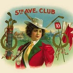 5th Ave. Club - Art Print