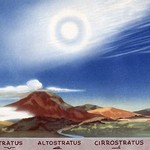 Stratus-Type Clouds by U.S. Dept of Commerce - Art Print