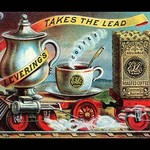 Levering Takes the Lead - Art Print