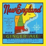 New England Pale Dry Ginger Ale - Art Print
