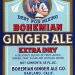 Bohemian Extra Dry Ginger Ale - Art Print