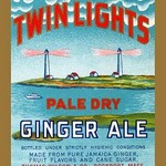 Twin Lights Pale Dry Ginger Ale - Art Print