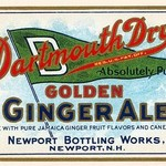 Darmouth Dry Ginger Ale - Art Print