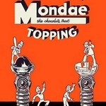 Lucky Mondae; The Chocolate Treat Topping - Art Print