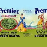 Premier Old Fashioned French Style Green Beans - Art Print