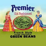 Premier Old Fashioned French Style Green Beans #2 - Art Print