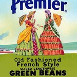 Premier Old Fashioned French Style Green Beans #3 - Art Print