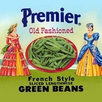 Premier Old Fashioned French Style Green Beans #4 - Art Print