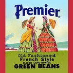 Premier Old Fashioned French Style Green Beans #5 - Art Print