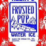 Lein's Frosted Pop Water Ice - Art Print