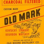 Charcoal Filtered Old Mark Kentucky Straight Bourbon Whiskey - Art Print