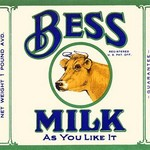 Bess Milk; As You Like It - Art Print