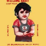 Welcome Baby - Art Print