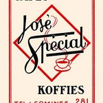 Jose Special Koffies - Art Print