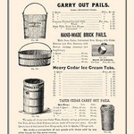 Carry Out Pails - Art Print