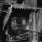 Jewish Bakery 'Horowitz' on Lower East Side of New York - Art Print