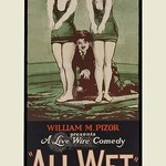 All Wet by William Pizor - Art Print