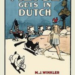 Alice Gets in Dutch by M.J. Winkler - Art Print