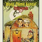 Along Came Auntie by Pathecomedy - Art Print