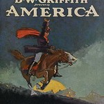 America by D.W. Griffith - Art Print