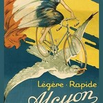 Alcyon Bicycles - Art Print