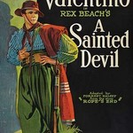 A Sainted Devil - Art Print