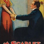 A Scarlet Weekend - Art Print