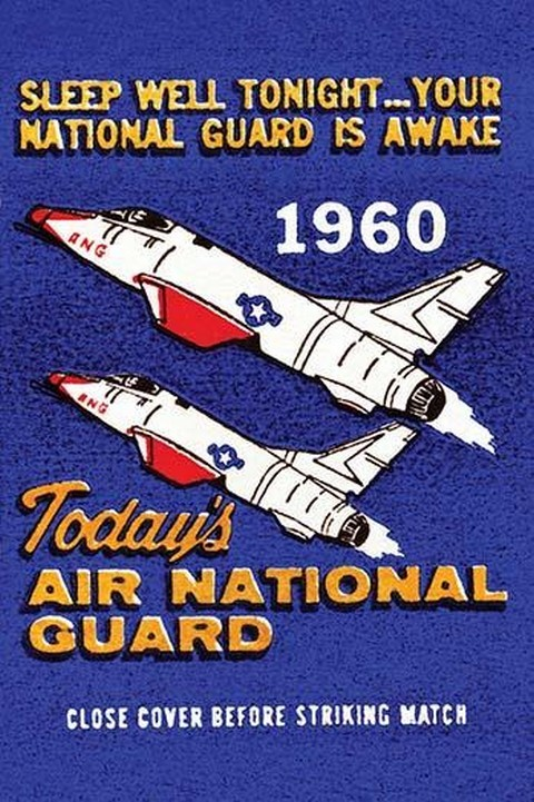 Today's Air National Guard - Art Print
